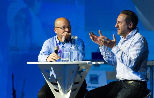 Jo Confino & Eyal Shimoni, Maala - Business for Social Responsibility
